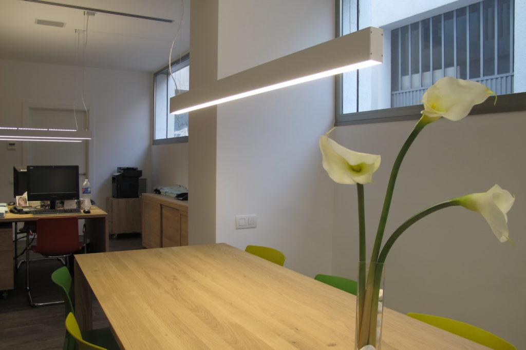Luxia kontorbelysning innendørsbelysning