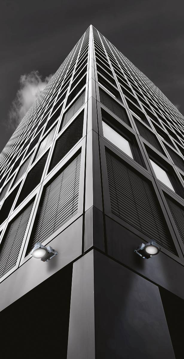 Luxia fasadebelysning