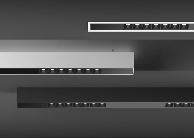 Luxia kontorbelysning